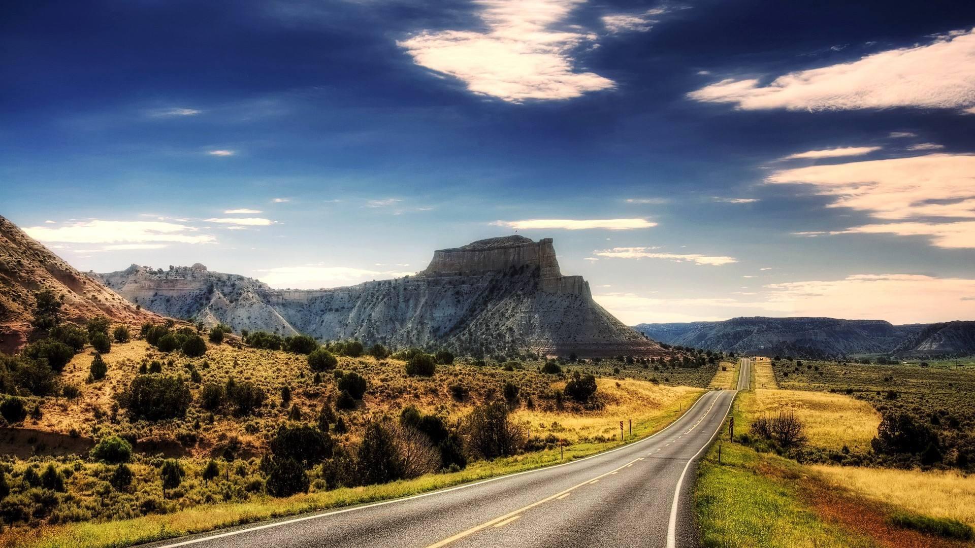 神奇的自然风景图片精选
