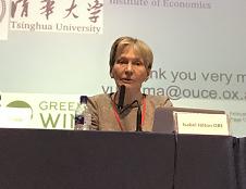 伊莎贝尔:生态文明成了中国人民至关重