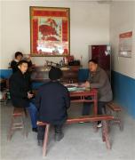 省环保厅副厅长贺泽群赴岳西县开展扶贫慰问活动