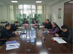 中共河北省环境综合执法局党委召开2017年度民主生活会