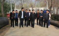 县委书记宁伯伟实地调研襄城县水污染防治工作开展情况