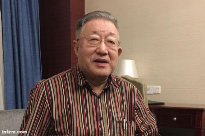 """""""红旗河课题""""专家组组长王浩:调水地区利益的转移,"""