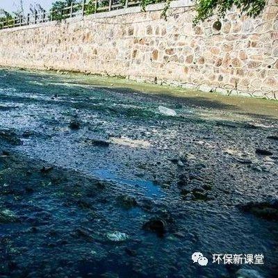 环境部:启动2018年黑臭水体整治环境