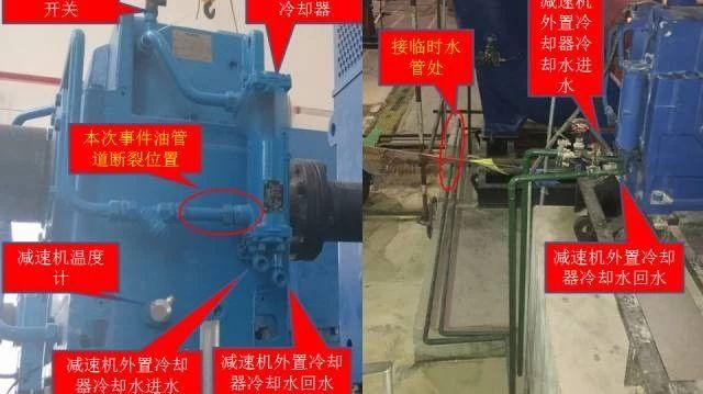 【脱硫事故】一起浆液循环泵减速机损