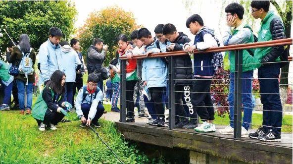 公众开放日,让环境教育深入人心  湖南省环保设施集中
