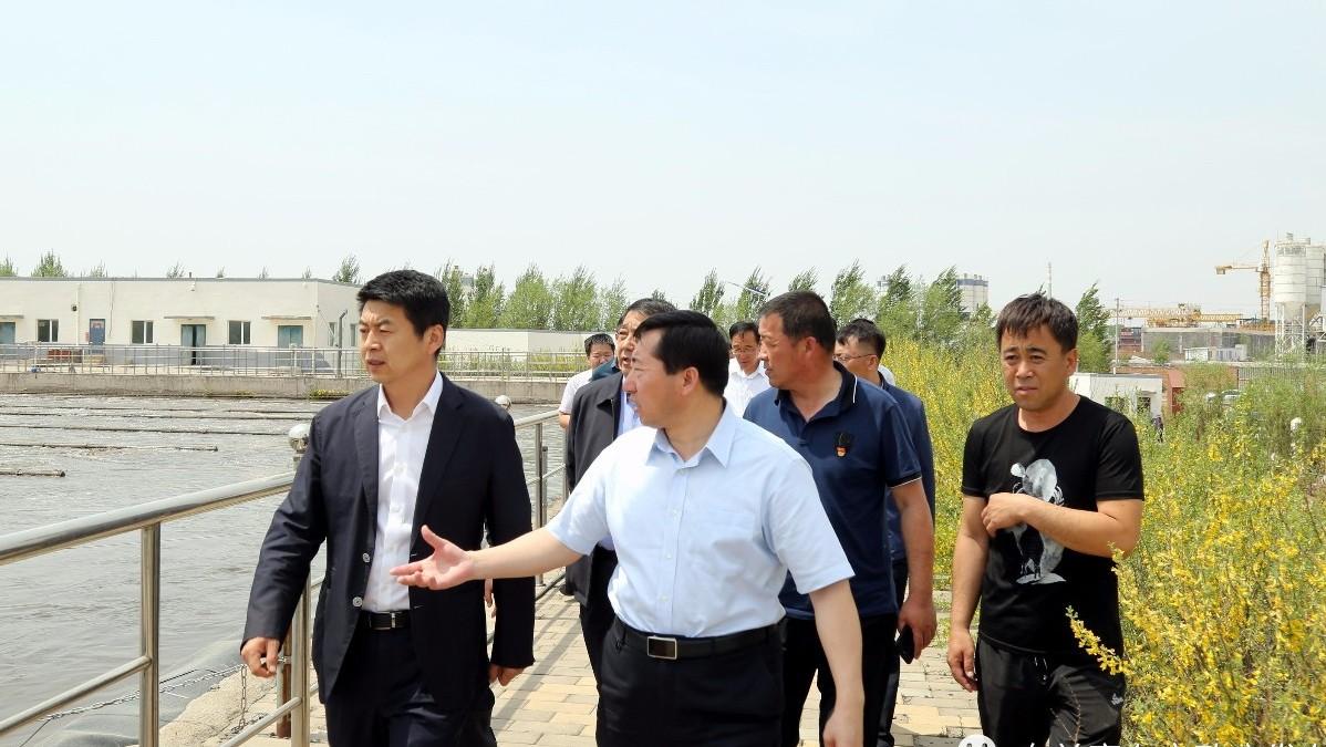 【环保】费东斌深入兴和县督导生态环保问题整改工作