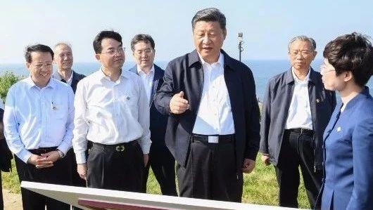 习近平:建设海洋强国,我一直有这样