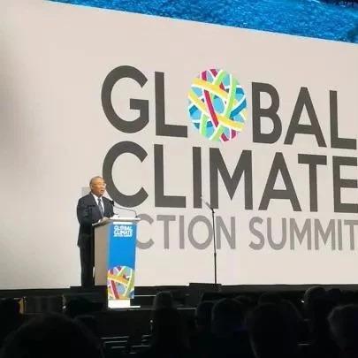 解振华:中国将百分之百兑现应对气候
