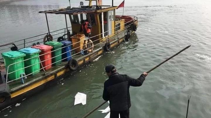 环境违法驾照要扣分!杭州一船员因污染