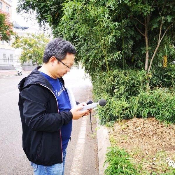 陇南市两当县环境监测站积极开展城市