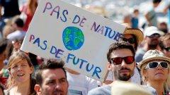 多国民众游行示威 吁政府采取措施应对