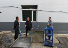 桦甸市环境保护局全面推进重点排污单位自动监控设施建设进程