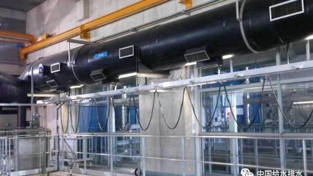 北京槐房地埋式污水厂获国际金奖工程