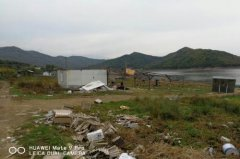 吉林市丰满区对松花湖区域范围内的违