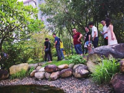 兰州市安宁区组织市民参观广州京溪污水