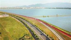 九江城西港区:环境保护与经济发展同向同行