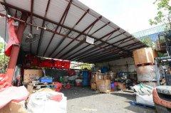 香港环保署跨部门联合打击北区和元朗回收场非法处置有