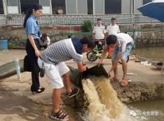 广东首例渔业资源修复公益案:电鱼者最终买3万尾鱼放