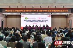 中国法学会环境资源法学研究会年会在
