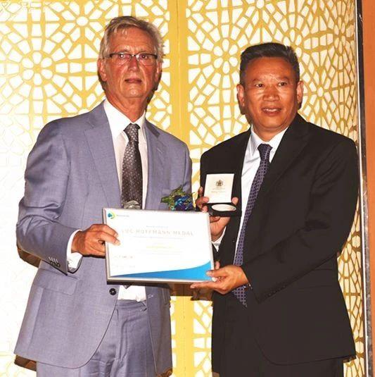北林大雷光春获国际湿地保护大奖,被评
