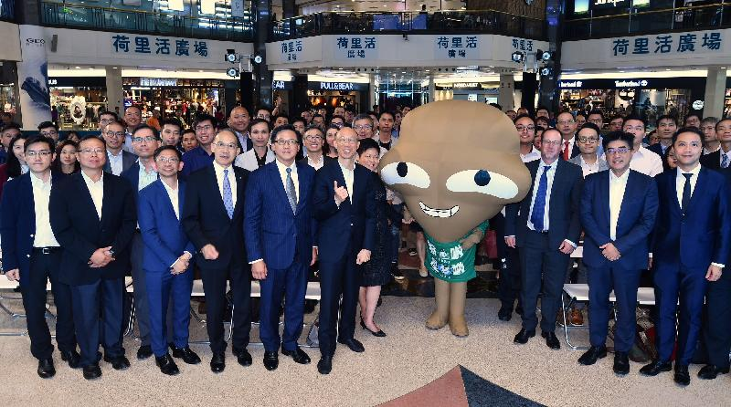 香港环保署嘉许逾百机构运送厨余到O・