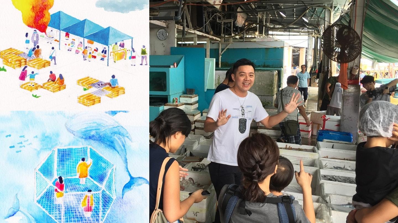 """香港人均海鲜消耗亚洲第二 WWF办""""环保海鲜周""""吁保"""