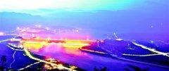 宜昌:山平水阔大城浮