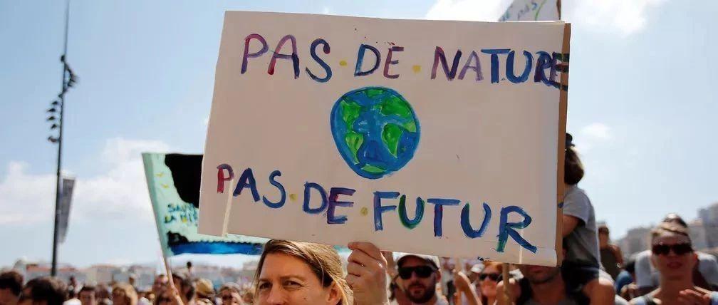 """全球气候行动登上""""热门话题"""",我们应"""