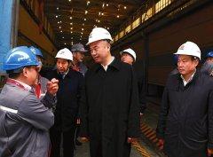 刘国中在西安市检查督导环保督察整改工作