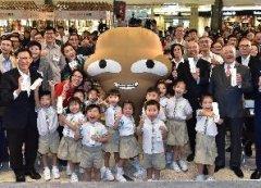 环运会和香港环保署与餐饮业界携手推