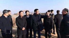 吉林省委书记巴音朝鲁在四平专题调度
