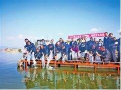 高原湖库水生态修复研究中心在云南通