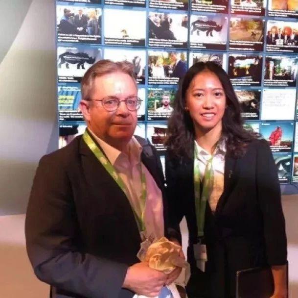 英国环保律师与绿会秘书长探讨野生物