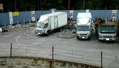 香港客货车被用作非法弃置工商及建筑