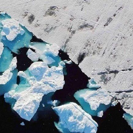 全球碳排放量今年加速上升,格陵兰冰