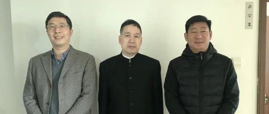 上海友联会来访,希望与绿会合力做好