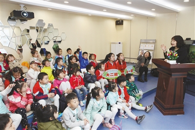 小学生环保教育_哈尔滨市环境教育基地积极开展中小学生生态环境教育-国际环保 ...