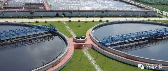 济南完成7座污水处理厂建设,每天新增处理能力29万吨