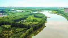 """到2022年,北京将增百万亩""""无界森林"""""""