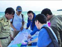 落实中柬合作协议  柬埔寨海洋空间规
