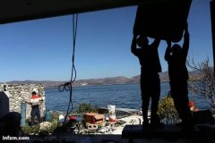 大理洱海,拆掉的海景房,留下的诗和