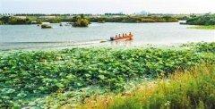 哇!全国最大河流生态公园就在西安周