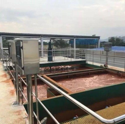 膜芬顿技术处理工业废水的示范工程――广州南沙小虎岛污水厂