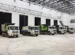 广业环保承接的普宁垃圾发电厂正式开