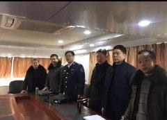 湖北襄阳水产局长与志愿者座谈