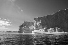 格陵兰冰盖接近临界点