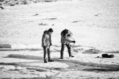 今冬北方有点暖 千里冰封难再现