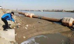 生态环境部组织徒步排查渤海入海排污