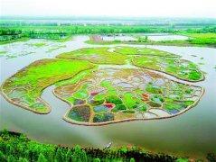 一种与生态相容的新业态悄然兴起――湿地产业,重建人