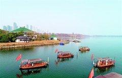 新游船将取代小游船 武汉东湖再造更美